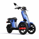 MOPED Electric ZT98 ITANGO BLUE 3 roti