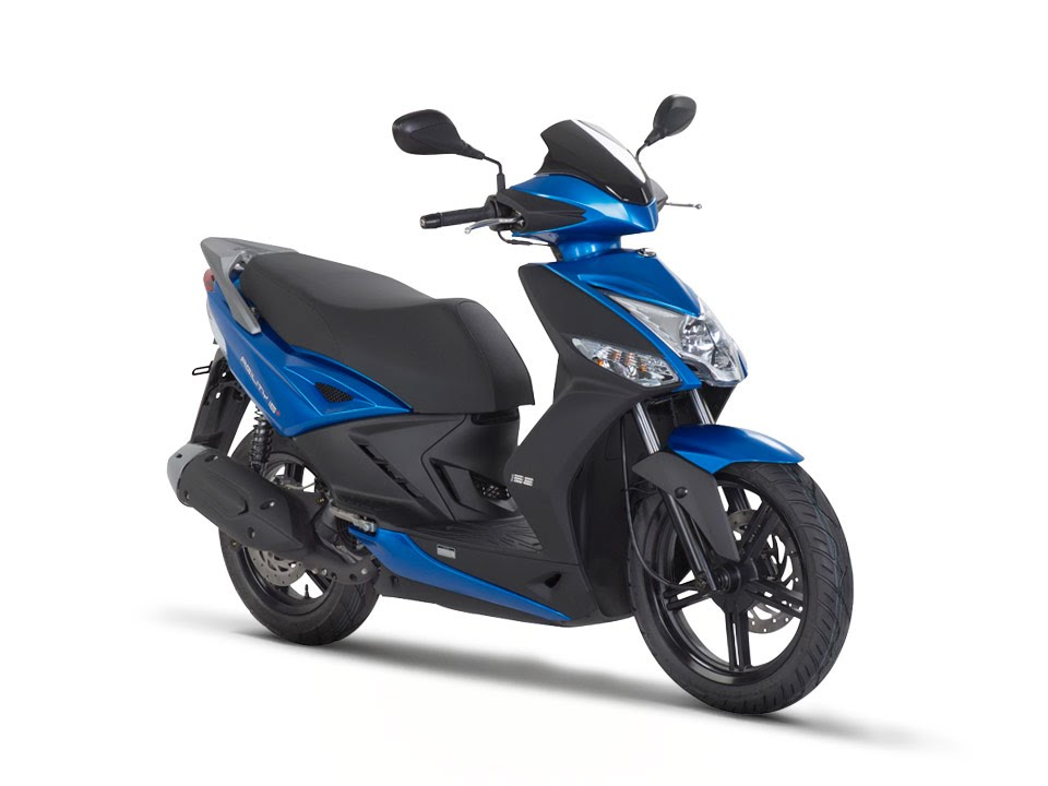 Scuter AGILITY CITY 50CC 4T blue
