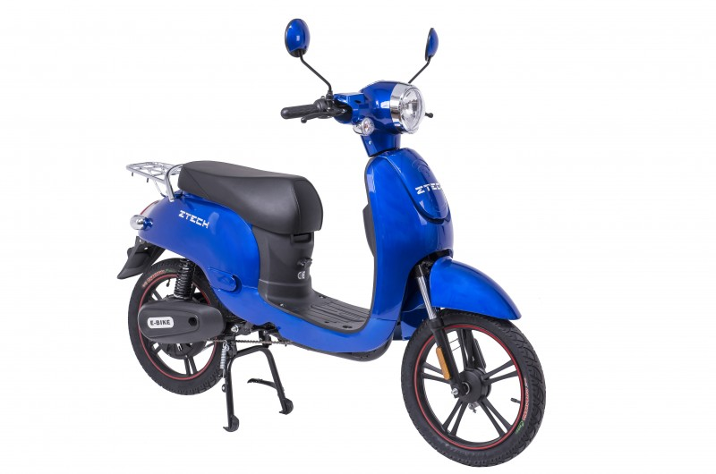Scuter Electric ZT20C 20AH PREMIUM BLUE