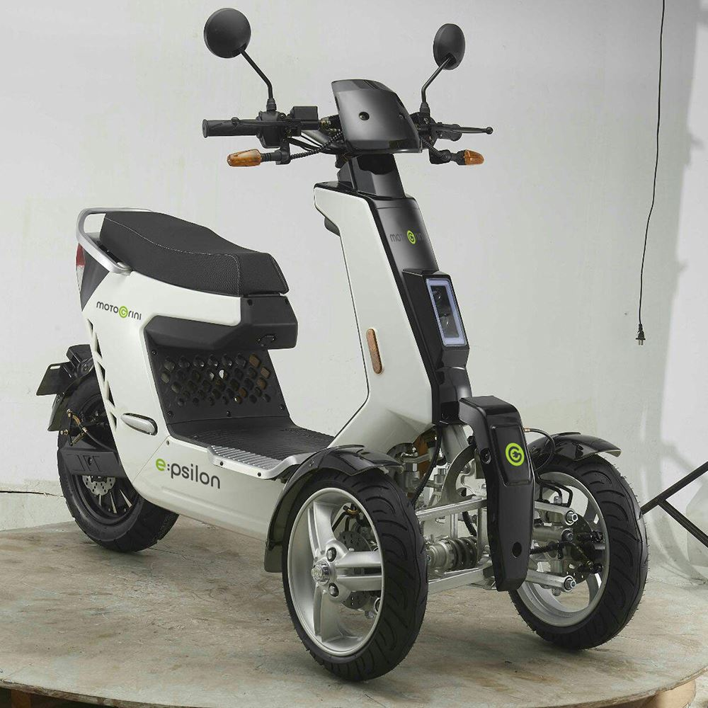 Scuter Electric MOTOGRINI E PSILON