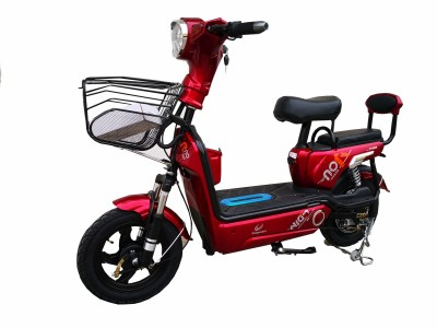 Scuter Electric POLYMOBIL POB-08B RED