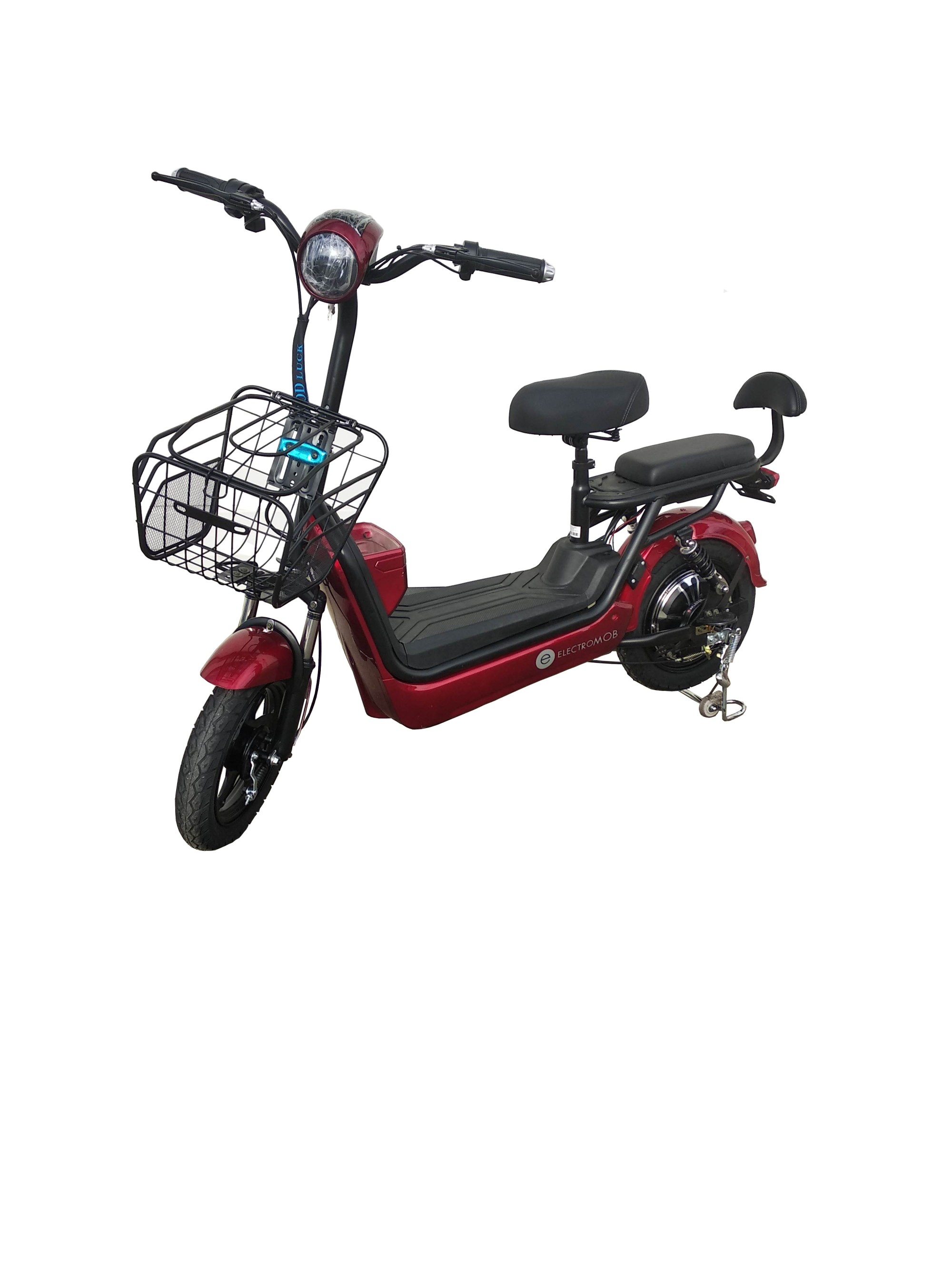 Scuter Electric POLYMOBIL E MOB-11 RED