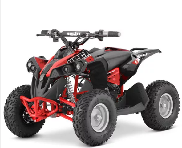 ATV ELECTRIC ADULTI 36 V Hecht 51060 RED
