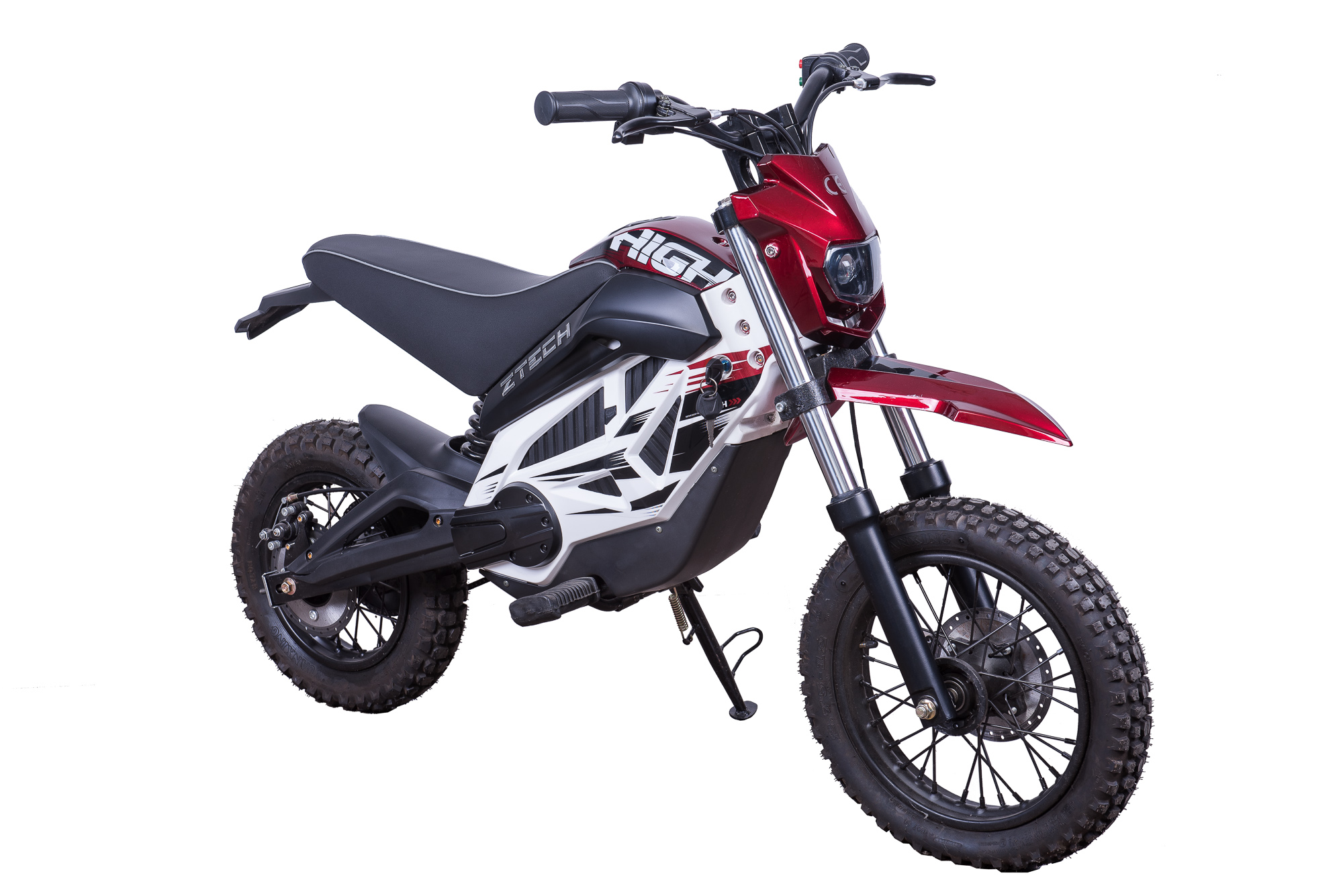 Motocicleta electrica copii ZTECH ZT68 RED