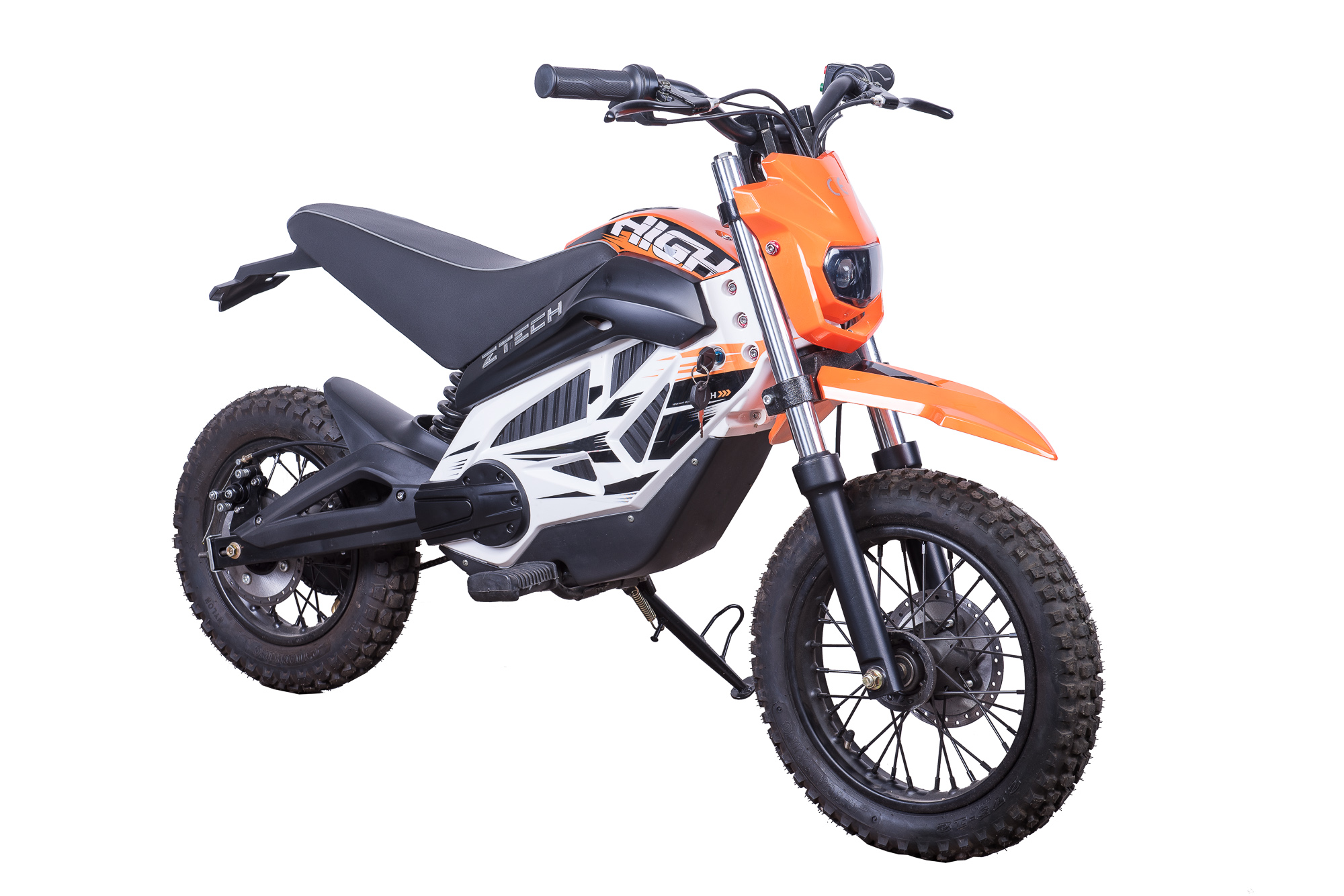 Motocicleta electrica copii ZTECH ZT68 ORANGE