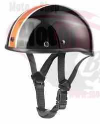 Casca scuter BRAINCAP LOUIS Orange