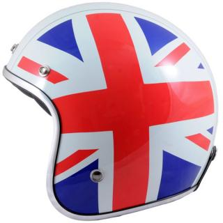 Casca scuter MT Le Mans UK Flag