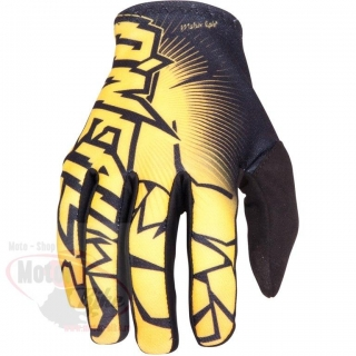 Manusi moto O'NEAL MATRIX GLOVE BLACK/YELLOW
