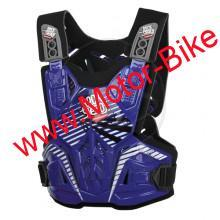 Protectie moto POLISPORT BRUSTP ROCKSTEADY SW MINI BLUE