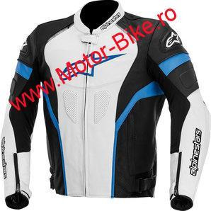 Geaca moto piele ALPINESTARS GP PLUS R LEATHER JACKET